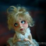 "авторская кукла ""Мышь"""